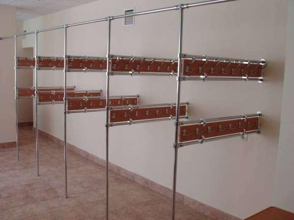 Шкафы для переодевания фитнес клуба, для клиентов