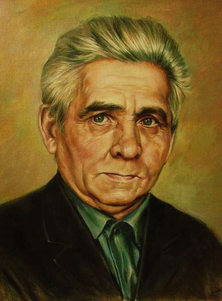 Портрет на заказ в Казани фото 3