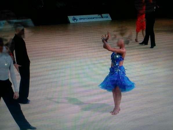 Платье для бальных танцев Латина Ю-2
