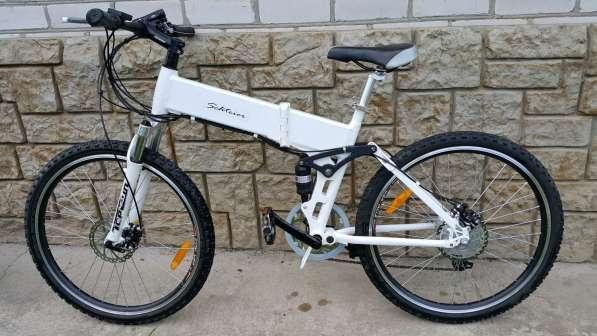 Электровелосипед складной 350Вт