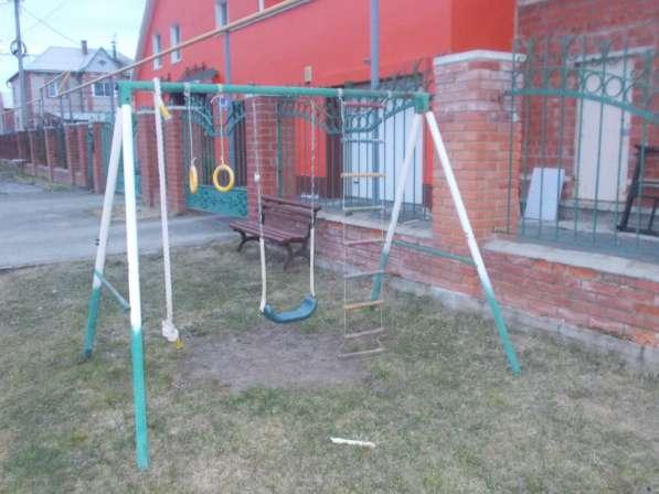 Качели садовые и детские площадки в Челябинске фото 17