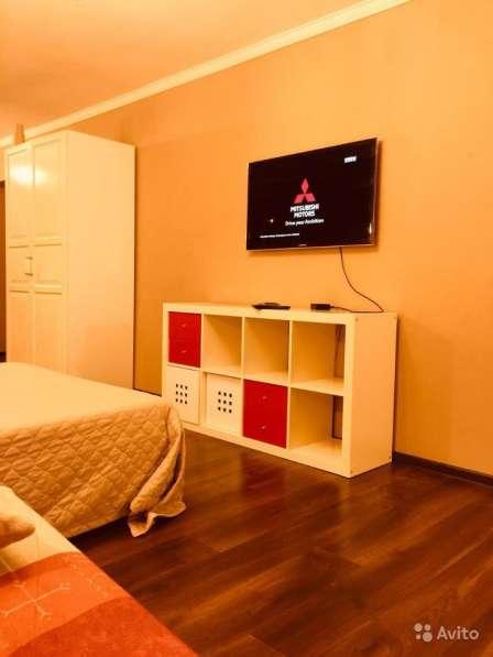 Уютная однокомнатная квартира рядом с Эксимер, ЖД и АВ в Ростове-на-Дону фото 6
