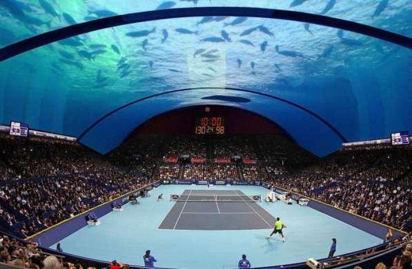 Теннисный корт по доступной цене и в минимальные сроки в Екатеринбурге фото 4