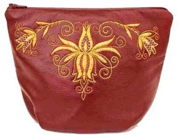 Эксклюзивные женские сумки ручной работы из льна,джинсы,кожи в Москве фото 5