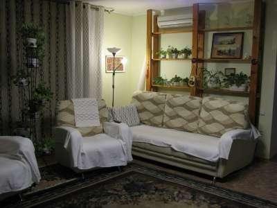 Куню, мягкий уголок с креслом, диван