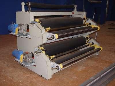 Оборудование для полиэтиленовой пленки Экструдер УРП-1500-3М