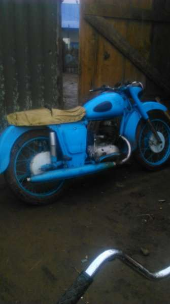 мотоцикл ИЖ планета 2