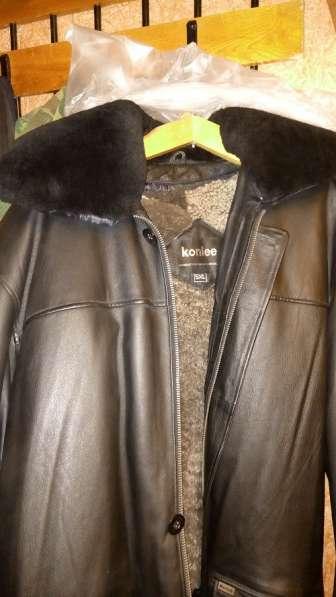 Куртка зимне - демисезонная, дубленка, пр-во Турция,