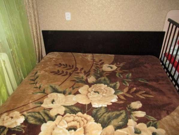 Продам 2х-спальную кровать + матрац