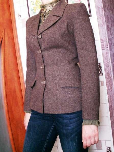 Твидовый пиджак в Сургуте фото 3