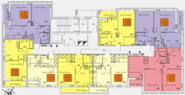 Продам 2-к кв, 58м2, 2 461 545 руб, Индивидуальный район