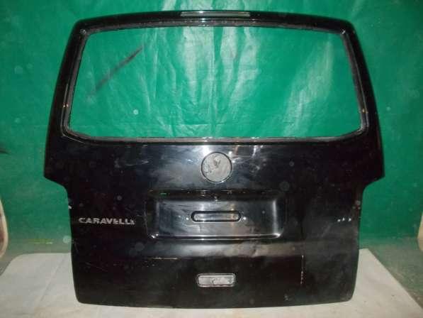 Volkswagen Caravelle / T5 Крышка багажника б/у Оригинал