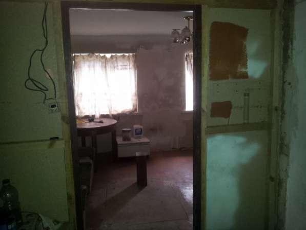 Часть дома на Пензенской, без отделки