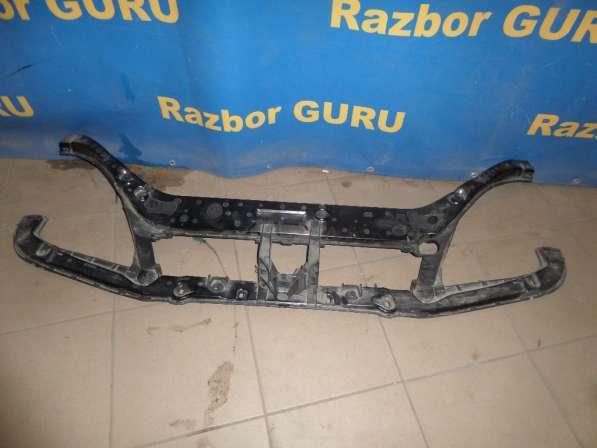 Панель переднего бампера на Форд Фокус