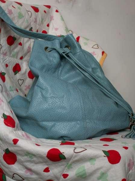 Женская сумочка-мешочек в Сургуте фото 6