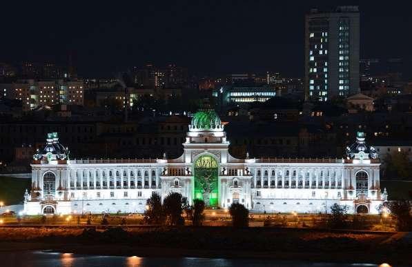 Автобусный тур в Казань+Раифа