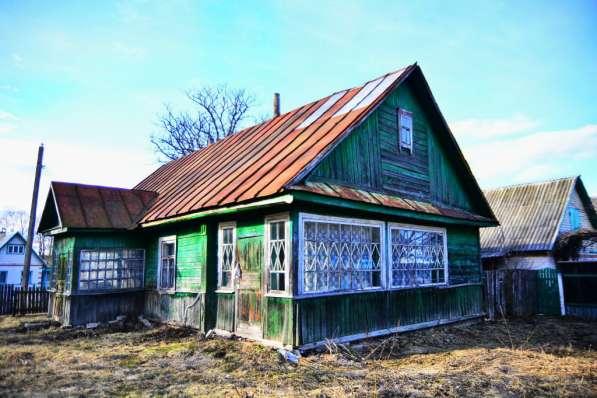 Продам дом в д. Голышево участок 52 сот, 25 км от Минска