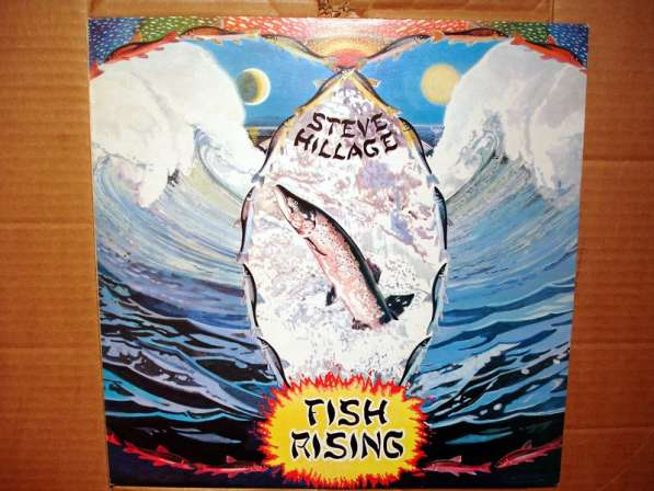Steve Hillage - Fish Rising (UK)