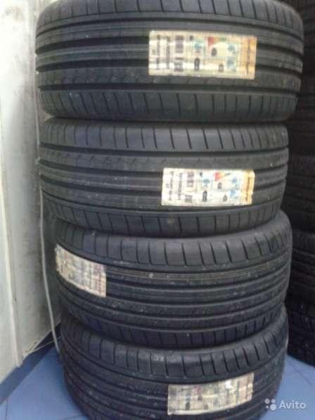 Новые немецкие Dunlop 235 55 R19 Sport MaxGT