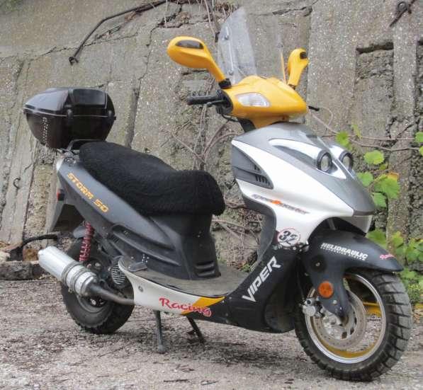 Продаю скутер VIPER STORM-50 (КНР)