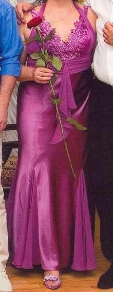 Эксклюзивное американское вечернее платье из салона
