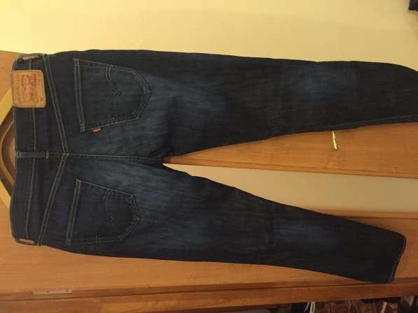 Мужские фирменные джинсы LEVIS