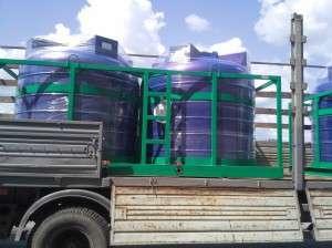 Емкости для перевозки воды, с/х растворов для опрыскивателей