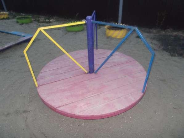 Качели садовые и детские площадки в Челябинске фото 13
