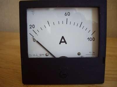 Амперметр - Э365-1 2шт