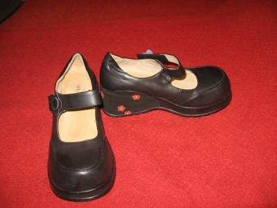 """Туфли на платформе """"Обувь 21 века"""""""