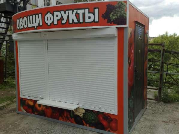 Киоск хлебный в Екатеринбурге фото 4