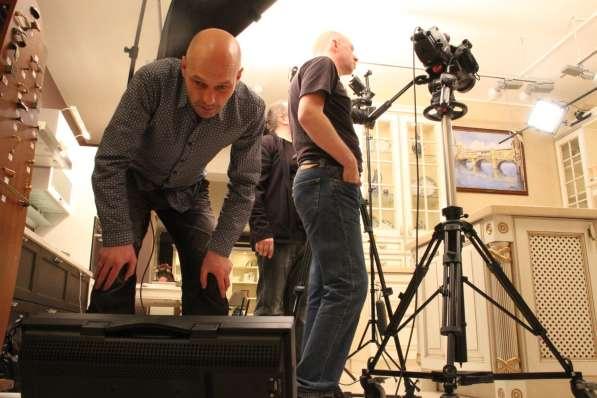 Видеосъемка, рекламные ролики, монтаж. Съемка мероприятий в Москве