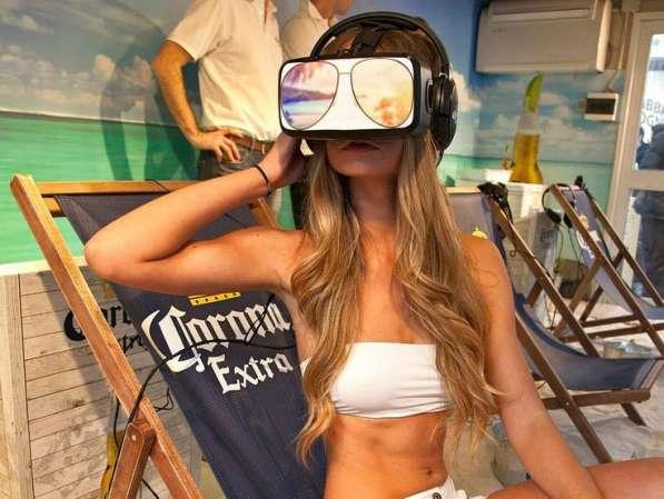 Карманный iMax. 3D очки виртуальной реальности VR Box 2.0