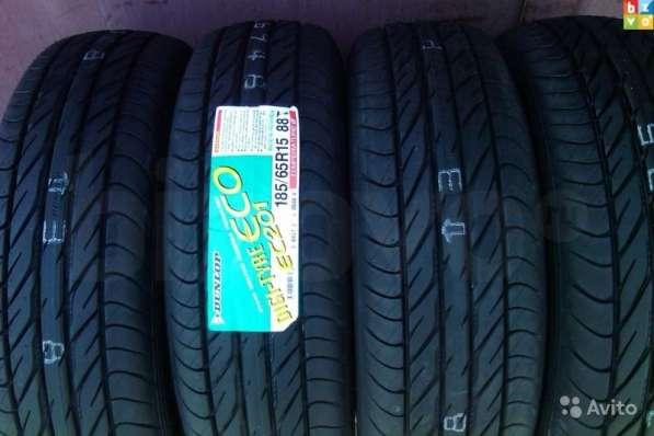 Новые летние Dunlop 215/65 R15 EC201