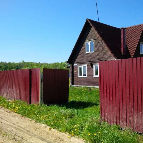 Продаю Дом с участком в д. Арнеево