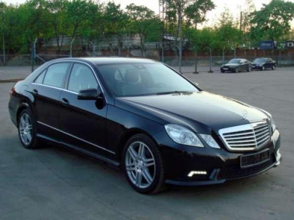 Прокат Mercedes-Benz W212