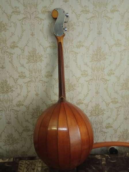 Концертная 3х струнная домра в Екатеринбурге фото 3