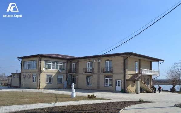 Гостиничный комплекс в Краснодаре