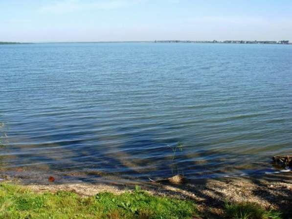 Земельные участки на берегу рыбного озера Червяное в Екатеринбурге фото 3