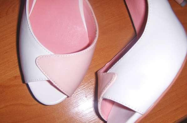 Босоножки-туфельки