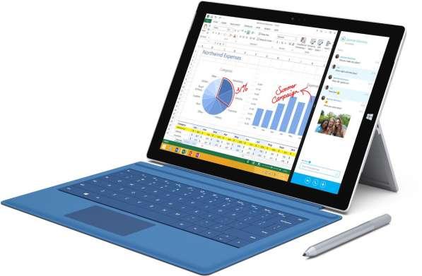 Планшет Microsoft Surface 3 i7 256Gb