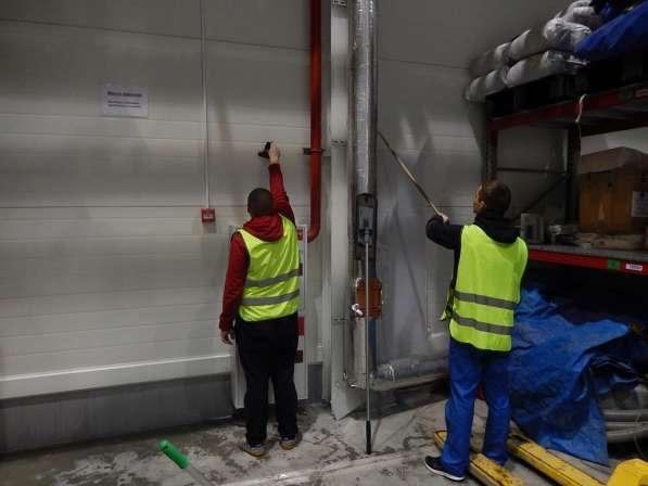 Уборка производственных и складских помещений в Санкт-Петербурге фото 5