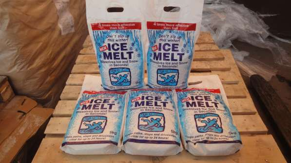 РЕАГЕНТ. Антигололедный Реагент - Айс - Мелт. / Ice Melt /