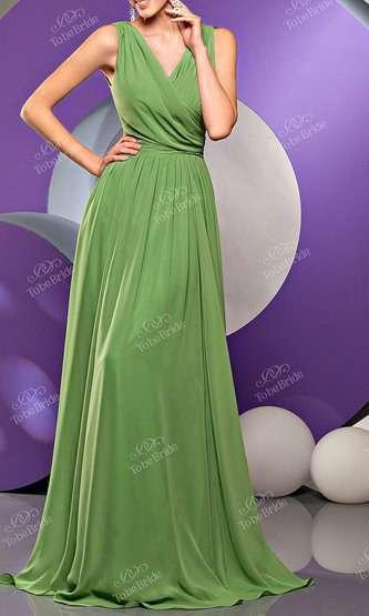 Платье цвета тифани