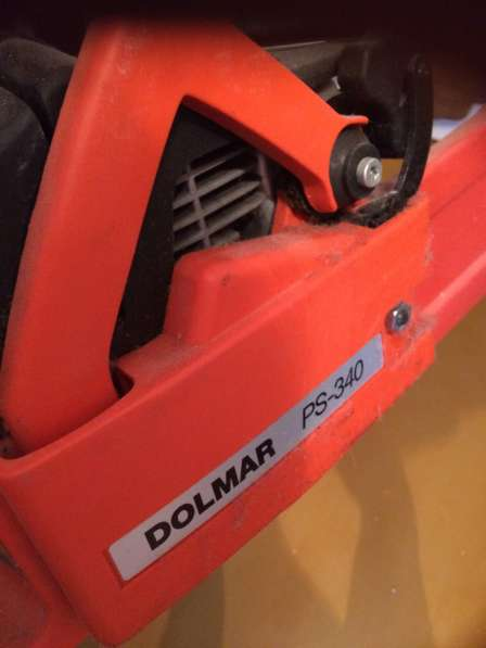 Пила Dolmar PS-340