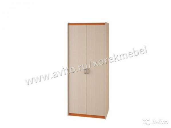 Детский Шкаф 2х дверный