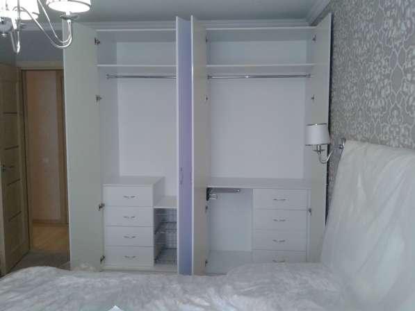 Кухни и шкафы-купе в Екатеринбурге