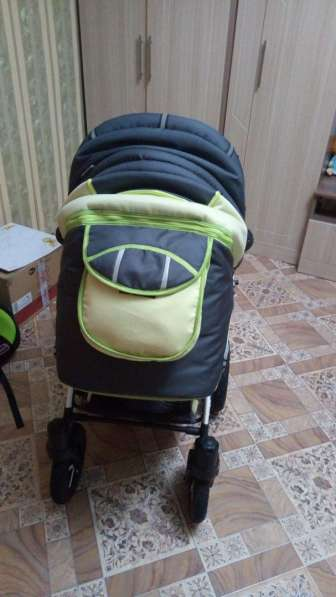 Коляска Verdi baby merc 2 в 1 в Красноярске фото 3