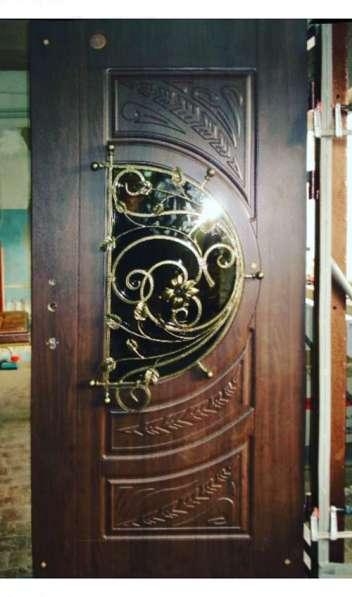 Реставрация и изготовление дверей
