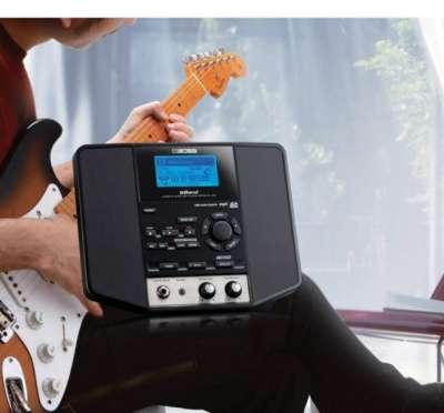 Гитарный аудио плеер Boss eBand JS-8